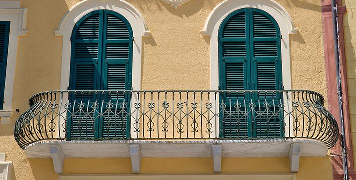 Ringhiere per terrazzi, balconi a Lecco | Fabbro di Gilardi